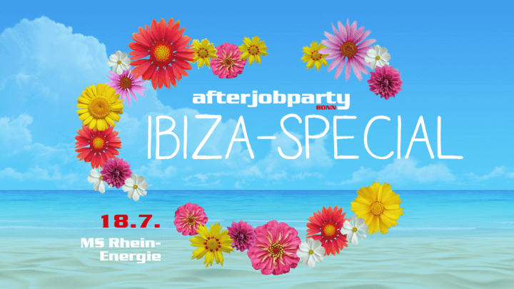 AfterJobParty - IBIZA Special