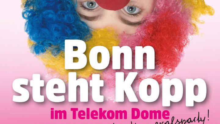 Bonn Steht Kopp Tickets