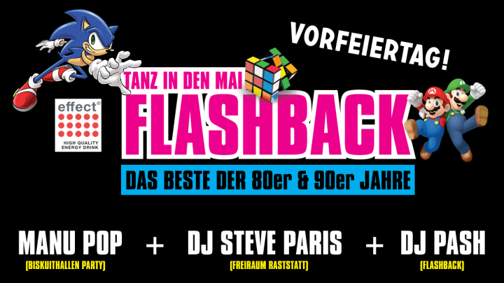Tanz in den Mai - Flashback