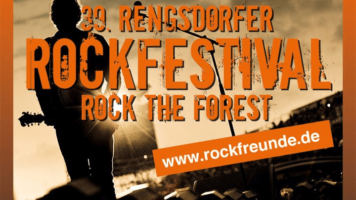 Rock The Forest Rengsdorf 26.+27.07.2019