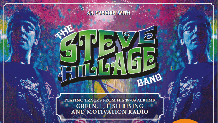 The Steve Hillage Band & Gong