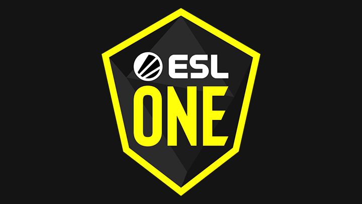 ESL One Neues Logo 2019 Eventbild