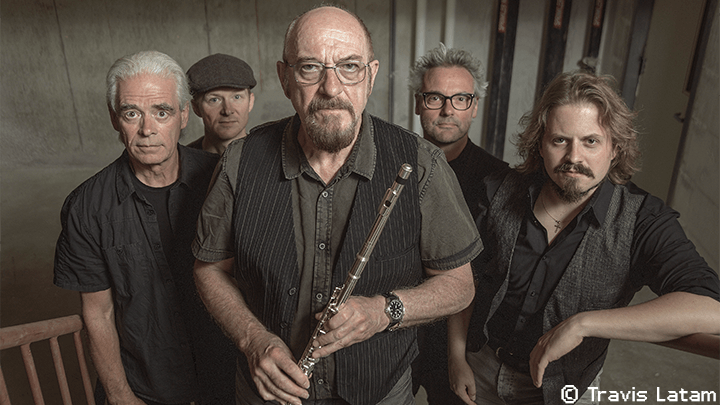 Classic Rocknacht: JETHRO TULL by Ian Anderson, Fish, Riverside and more