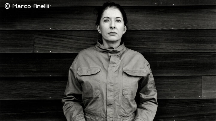Marina Abromovic.The Cleaner 2018