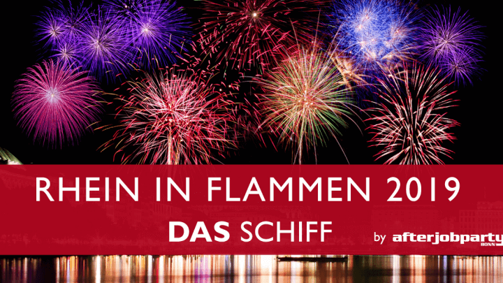 Rhein in Flammen 2019 - After Job Party