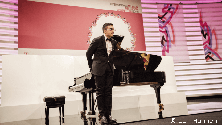 Telekom Beethoven Competition 2019 - Welcome Concert - Alberto Ferro