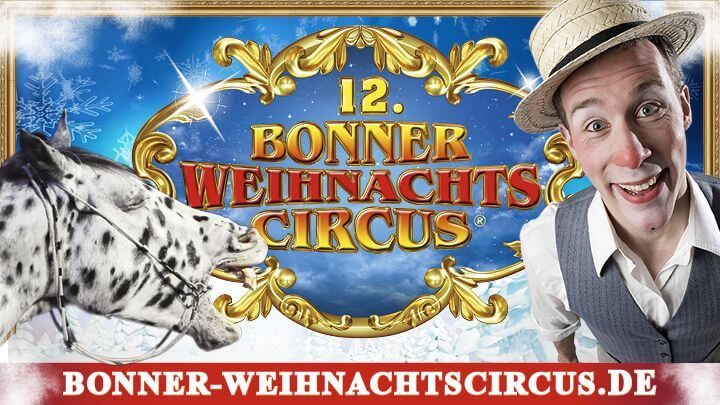 Bonner Weihnachtscircus Silvestergala 2018