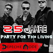 25 Jahre - Depeche Mode Party For The Living 2017