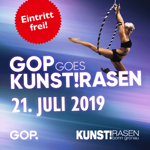 GOP goes KUNST!RASEN
