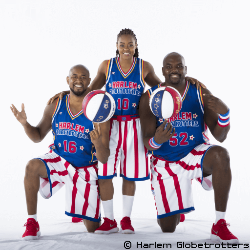 THE HARLEM GLOBETROTTERS: GERMAN TOUR 2020