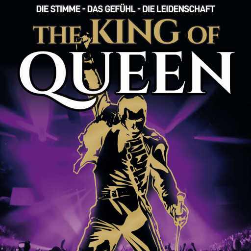 THE KING OF QUEEN am 13.03.2020 im Musical Dome