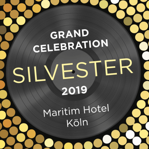 Grand Celebration - die Silvesterparty Maritim Hotel Köln
