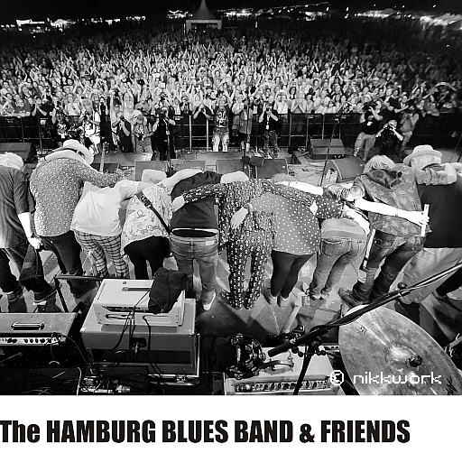 Hamburg Blues Band and Friends 2018