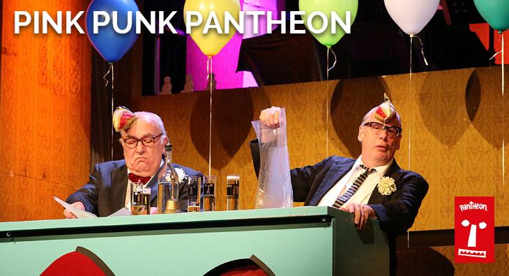 Pink Punk Pantheon