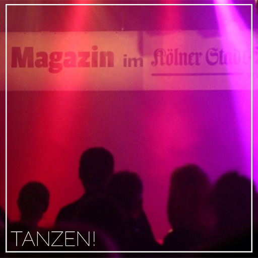 Tanzen! Die MAGAZIN-Party